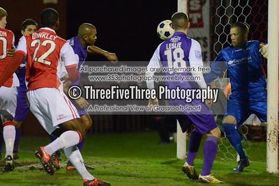 Kidderminster Harriers 1 AFC Telford United 0