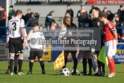 AFC Telford United 0 Wrexham 2