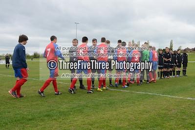 Boldmere Falcons U15 2 Hinckley United U15 1