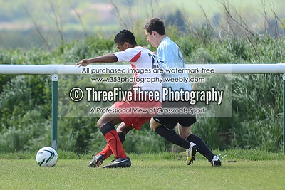 Cradley Town U16 3 Brackley Town U16 0