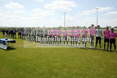 Grantham Town U16 2 St Patricks U16 2 (4-2 Pens)