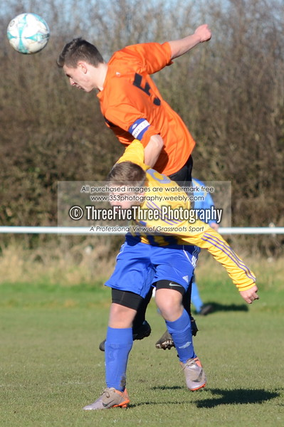 Sporting Khalsa U16 1 Hinckley United U16 1