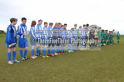 Wolverhampton Casuals U13 3 Heath Hayes U13 1