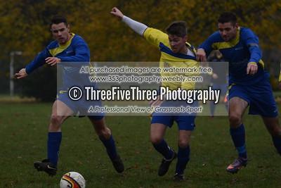 Wolves Uni (1sts) 0 Wolves Uni (2nds) 3