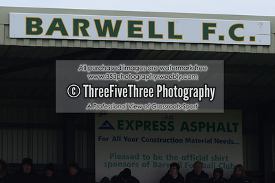 Barwell 1 Cambridge City 0
