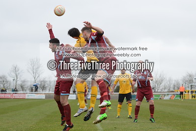 Leamington 1 Weymouth 1