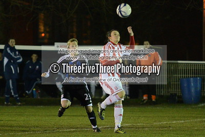 Stoke City Ladies 5 Stoke City Ladies Res. 1