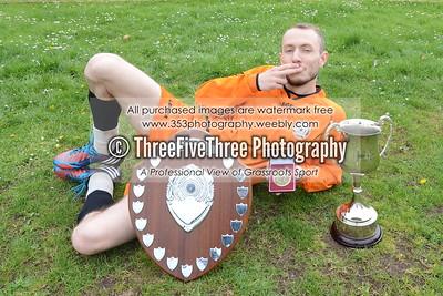 Bradley White Hart - Double Winners!