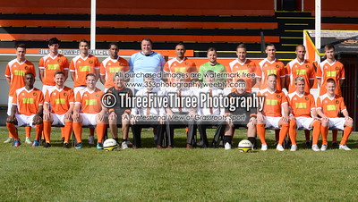 Bilston Town Team Photoshoot