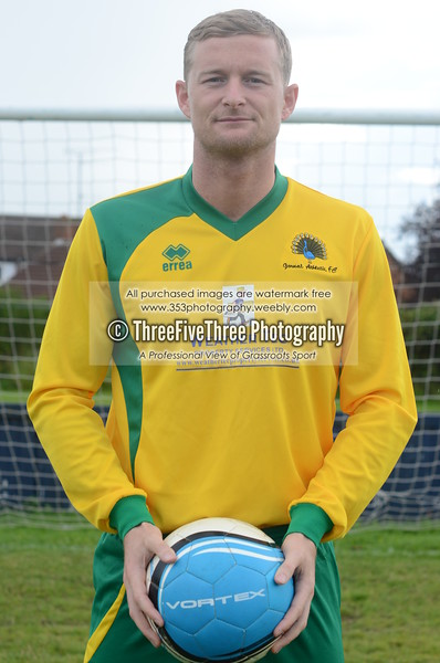 Gornal Athletic Team Photoshoot