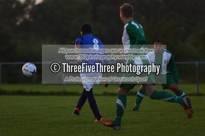 Warstones Wanderers A AFC Smethwick A (2-1)
