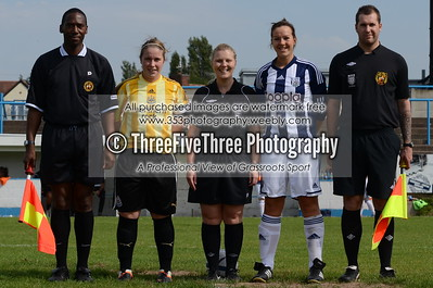 Sporting Club Albion 6 Newcastle United Ladies 0