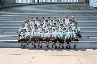 Freshman Football 2010-2011