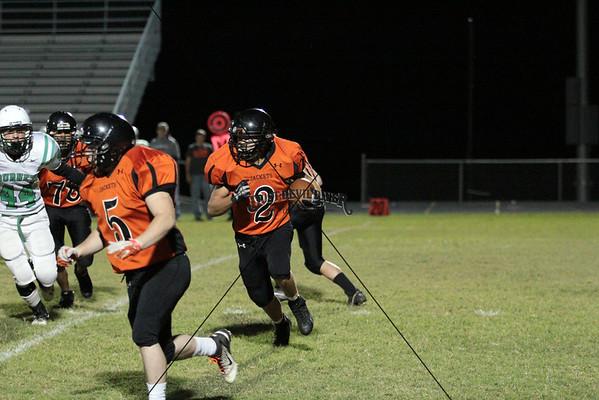 Freshman Football vs Burnet