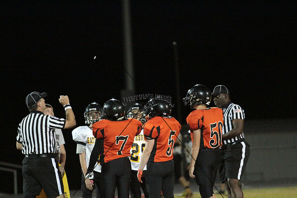 Freshman Fball vs Gatesville