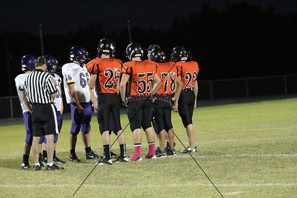 Freshman Football vs LibHill