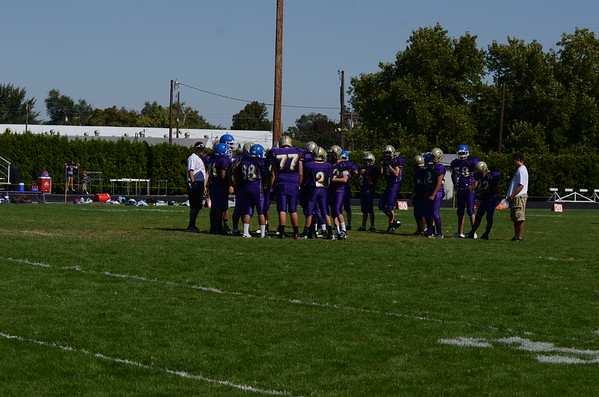 Hermiston BullDawgs Freshman Jamboree 	vs. The Dalles-Wahtonka/Pendelton