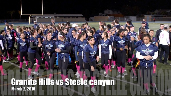 GHPowder Puff 18 vs Steele Highlights