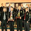 Front Row: 2014 Lineman Finalists; Hunter Bowen, Windham, Zach Davis, Windham, Zordan Holman, Cheverus, Seamus McKaig, Orono, Jacob Doyon, Messalonskee.<br /> Back Row: Matt Welch, SP Off 2010, Benjamin Zuke, TA 2014 Lineman Finalist, Kurt Massey Def 2012, Luke Washburn Def 2013, Luke Libby, Def TA,  2011, Jed Scott Off 2013, Bobby Begin Off 2012. Thank you very much for all who attended to make this event wonderful.
