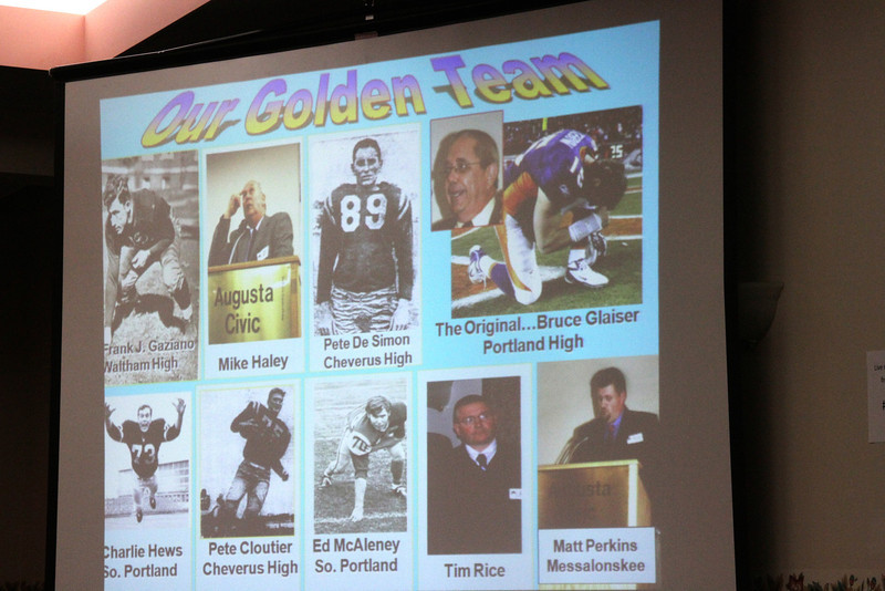 Our Golden Team are those on the Selection Committee who all played in Lineman Positions at various levels and times, from High School to Pro Ball.