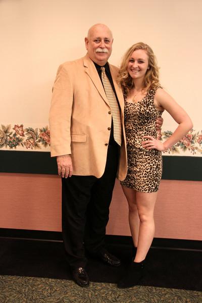 Grampy and Kaitlynne!