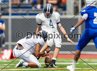 Bishop O'Connell vs Georgetown Prep Varsity Fball