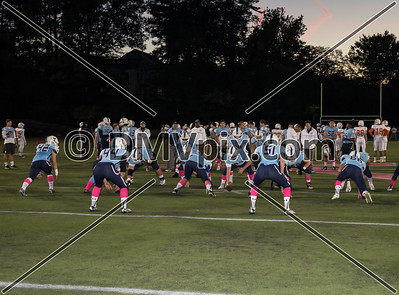 Hayfield @ Yorktown Football (23 Oct 2015)