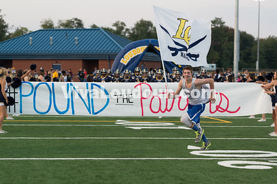 Park View High School vs. Loudoun County High School Photo Copyright Chas Sumser 2014