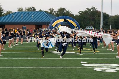 Park View High School vs. Loudoun County High School, Ben O'Kane (4) Photo Copyright Chas Sumser 2014
