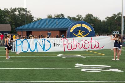 Loudoun County High School Cheerleaders Photo Copyright Chas Sumser 2014