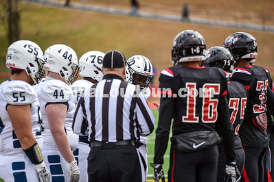 5A North Region Semifinal Stone Bridge vs Brooke Point 11.26.2016