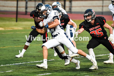 Football: JV - Stone Bridge vs James Madison  scrimmage 9.7.2016