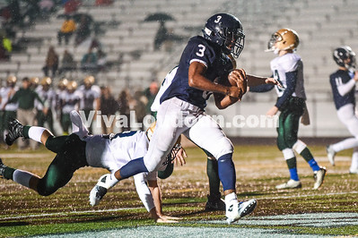 Football: Skyline vs John Champe 9.30.2016 (by Mike Walgren)