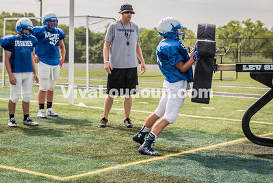 Tusky 2016 Blue - White Scrimmage (7 of 58)