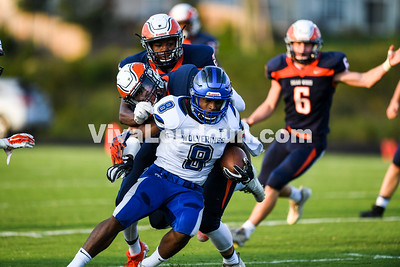 Football: West Potomac vs Briar Woods