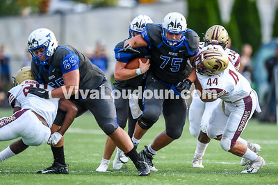 Football: Broad Run vs Tuscarora 8.31.2018