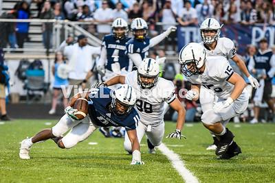 Football: John Champe vs Stone Bridge 9.21.2018