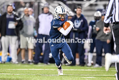 Football: John Champe vs Stone Bridge 11.17.2017
