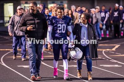 Football: Tuscarora at John Champe