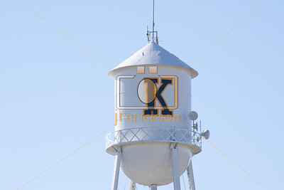 Kuna Water Tower Town 2013 2