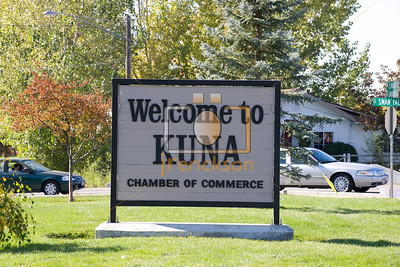 Kuna Water Tower Town 2013 7