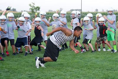 Lee Leslie Football Camps 8-13 22