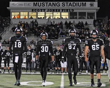KMHS, 2014, varsity, football