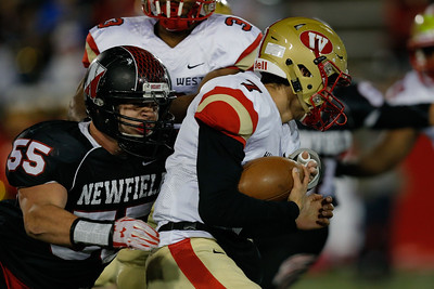 HalfHollowHillsWest@Newfield -Suffolk Division II final - Stony Brook201524-2