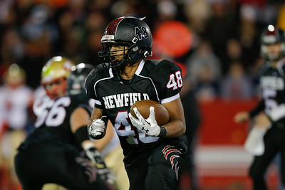 HalfHollowHillsWest@Newfield -Suffolk Division II final - Stony Brook201535-2