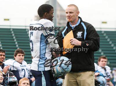 Densel Barnes, Coach, RCCP0428