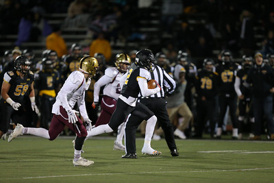 Iona Prep vs St. Anthony's Football - CHSFL Class AAA Semis | Credit: Chris Bergmann Photography