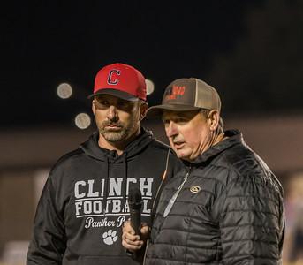 Irwin vs. Clinch Football 2019
