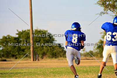 Jarrell Cougars Football  Shot #2008