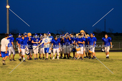 Jarrell Cougars Football  Shot #2041